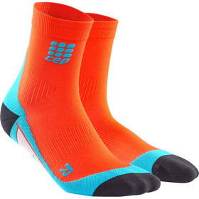 cep Dynamic+ Short Socks Men sunset/hawaii blue